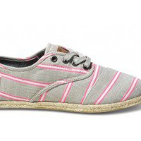 Womens Cordones Laced Shoes | TOMS.com | TOMS.com