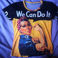 Rosie the Riveter Shirt