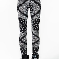 Bandana Leggings
