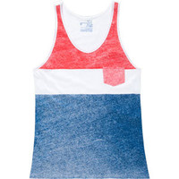 BLUE CROWN Patriot Mens Tank