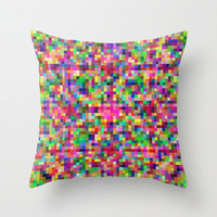Blankie Throw Pillow by Glanoramay