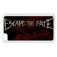 CTSLR Music & Band Series Protective Snap-on Hard Back Case Cover for iPod Touch 4 4th 4G Generation - 1 Pack - Escape the Fate - 6