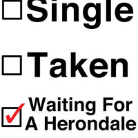 Waiting for a Herondale Women's T-Shirt