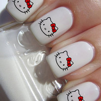 Hello Kitty Nail Decals 36 Ct.