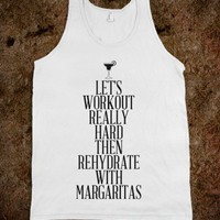 Margaritas - Text Tees - Skreened T-shirts, Organic Shirts, Hoodies, Kids Tees, Baby One-Pieces and Tote Bags