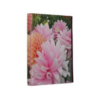 Dahlia Garden iPad Cases from Zazzle.com