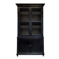 COLONIAL DISPLAY CABINET | casegoods | furniture | Jayson Home & Garden