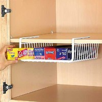 Amazon.com: Under Shelf Wrap Rack: Home & Kitchen