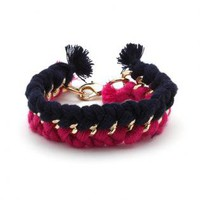 Yarn Braided Bracelet