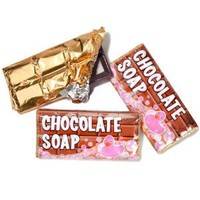 Chocolate Candy Bar Soap