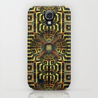 Stargate - Mayan Edition iPhone & iPod Case by Lyle Hatch