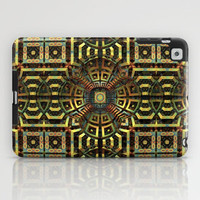 Stargate - Mayan Edition iPad Case by Lyle Hatch