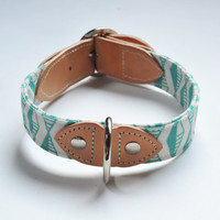 Tan Dog Collar