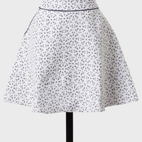 Breezy Day Eyelet Skirt at ShopRuche.com