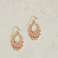 Old World Jeweled Earrings at ShopRuche.com
