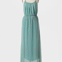 Alexandria Printed Maxi Dress at ShopRuche.com