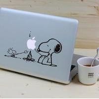 Top Decal Supper Macbook Decals Sticker Humor Partial Art Protector