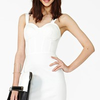 Pure Heat Bustier Dress