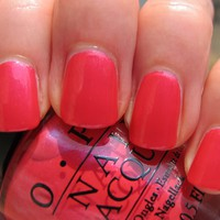OPI New Summer 2011 Collection Come to Poppy