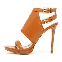 Asta Double-Buckle Sandal