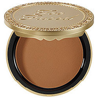 Sephora: Too Faced : Chocolate Soleil Medium/Deep Matte Bronzer : bronzer-face-makeup