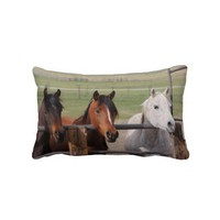 Horse Pillow from Zazzle.com
