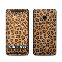 HTC One Skin - Leopard Spots by DecalGirl Collective