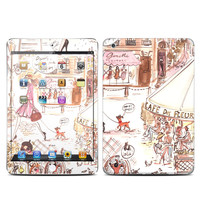 Apple iPad Mini Skin - Paris Makes Me Happy by Izak