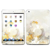 Apple iPad Mini Skin - White Velvet by Iveta Abolina