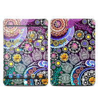 Apple iPad Mini Skin - Mehndi Garden by Ancient ArtiZen