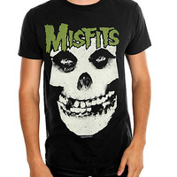 Misfits Jurek Skull T-Shirt | Hot Topic