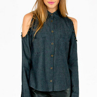 Rough and Rumble Denim Shirt $44