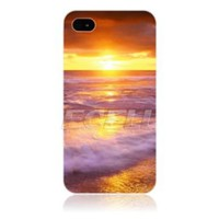 Sunset Cliffs Beach California Design Protective Back Case for Apple iPhone 4 4S:Amazon:Cell Phones & Accessories