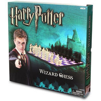 ThinkGeek :: Harry Potter Chess
