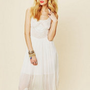 Free People FP New Romantics Captured Sunshine Dress at Free People Clothing Boutique