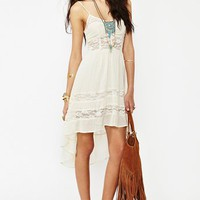 Desert Lace Dress  in  Clothes Dresses at Nasty Gal