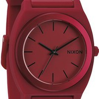 NIXON TIME TELLER P WATCH | Swell.com