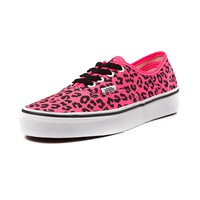 Vans Authentic Leopard Skate Shoe, Pink  Journeys Shoes