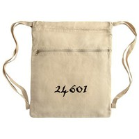 24601 Cinch Sack on CafePress.com