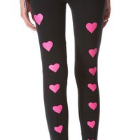 Sauce Hearts Leggings | SHOPBOP