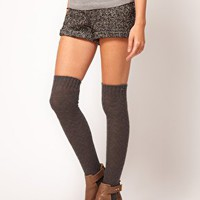 Calvin Klein Over The Knee Socks at asos.com