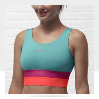 Check it out. I found this Nike Pro Core Stacked Elastic Women's Sports Bra at Nike online.