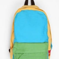 UrbanOutfitters.com > Carrot Colorblock Backpack