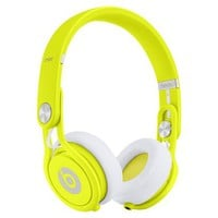 Beats by Dr. Dre Mixr Headphones - Neon Yellow