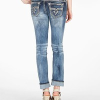 Rock Revival Jacklyn Straight Stretch Jean - Women's Jeans | Buckle