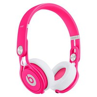 Beats by Dr. Dre Mixr Headphones - Neon Pink