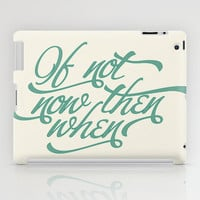If not now when iPad Case by INDUR