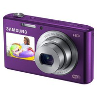 SAMSUNG DV150F 16MP WiFi Digital Camera with 5x Optical Zoom