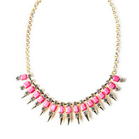 Bang and Bob The Sugar and Spikes Necklace