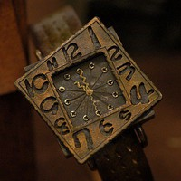 handcraft watch SLANTIME for only one | handmadewatches - Accessories on ArtFire